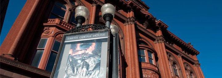 The Smith Opera House