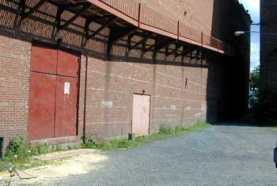 Smith Opera House Loading Dock