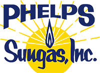 Phelps Sungas Logo