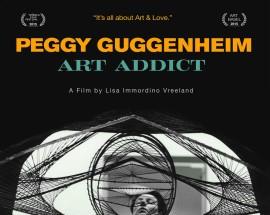 peggy art addict poster