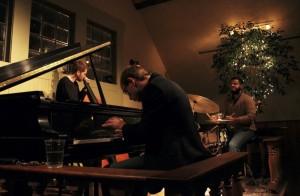 The Jazz Trio - flyer