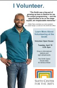 Volunteer Pablo