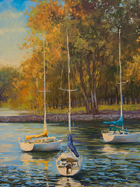 Seneca Lake Plein Air Festival