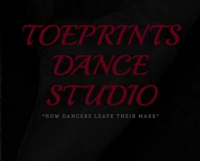 Toeprints Logo