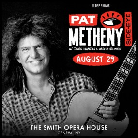 Picture of Pat Metheny