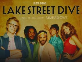Lake Street Dive poster
