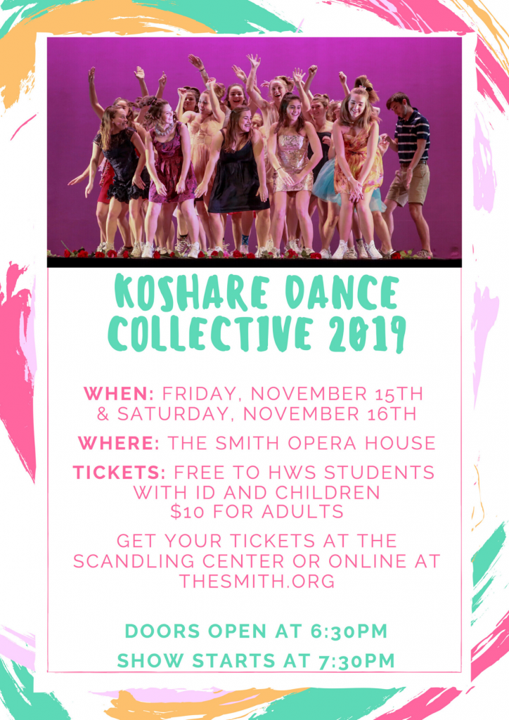 Koshare 2019