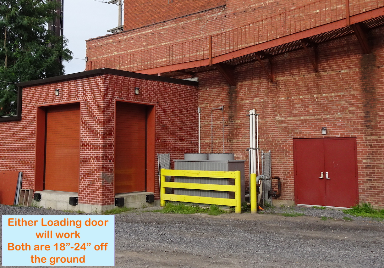 Smith Loading Dock