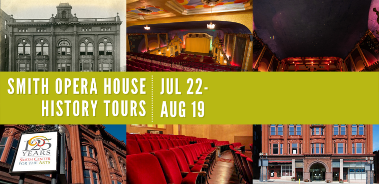 Smith History Tour July 22-August 19