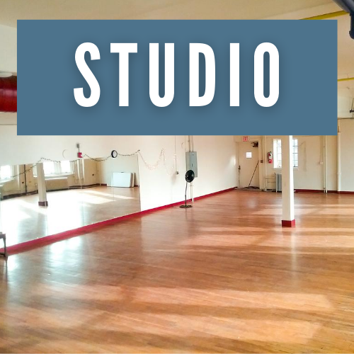 A photo of the Smith's dance studio