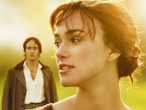Pride + Prejudice movie poster