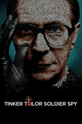 Movie poster for Tinker Tailor Soldier Spy