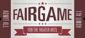 FairGame Arts Grants logo