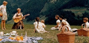 Julie Andrews stars in The Sound of Music