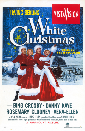 Movie poster for White Christmas
