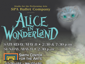 Alice in Wonderland The Ballet Poster