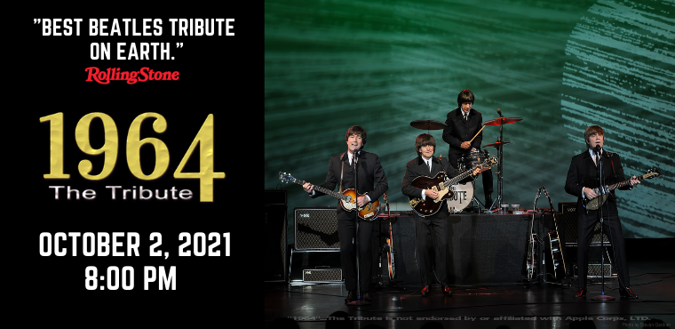 1964 The Tribute, October 2, 2021