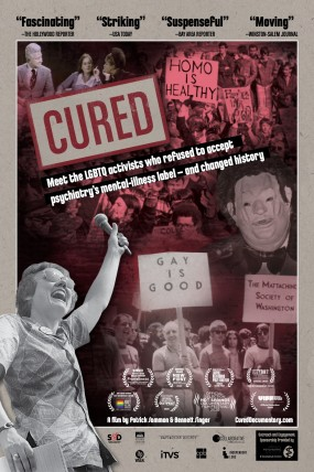 Cured movie poster